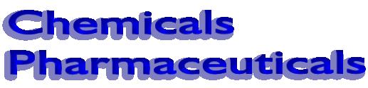 Chemicals Pharmaceuticals